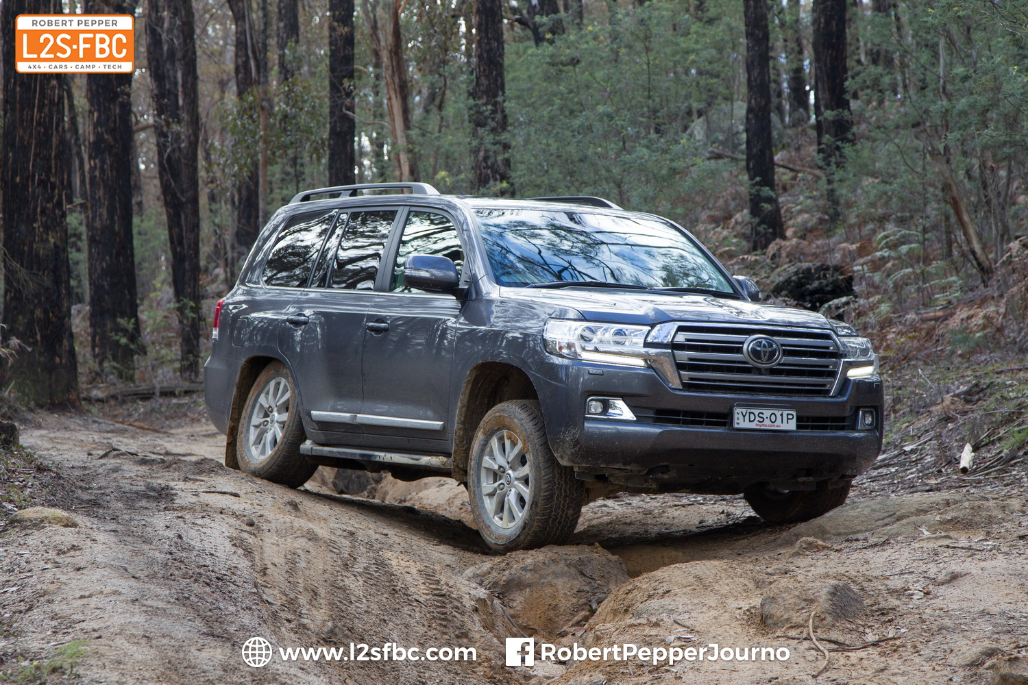 Amarok or Range Rover Sport? Or Discovery 4 or Landcruiser 200 Series?